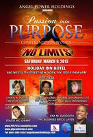 Passion Into Purpose Conference for Women 2013 (PIP)