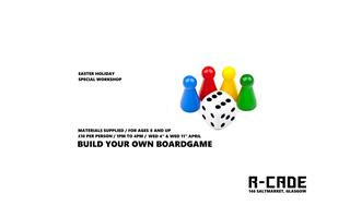 Build Your Own Boardgame Workshop