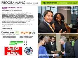 interactive mixer // opportunity.UP // unleashing...