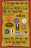 4th Annual Winter Beer Fest - Brewery Insider Ticket