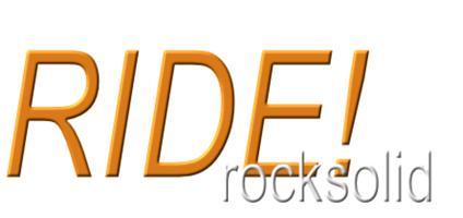 ROCKSOLID RIDE! - Thursday 9:30AM