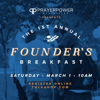 1st Annual Founder's Breakfast