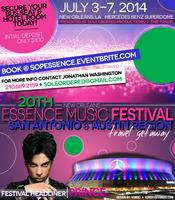 Essence Music Fest Bus Trip