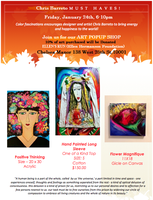 Art Event to Benefit The Ellen Hermanson Foundation
