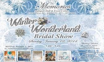 Winter Wonderland Bridal Show