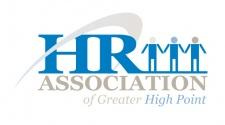 HR Association of Greater High Point logo