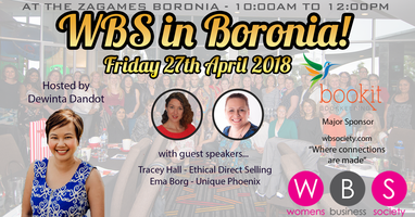 WBS Networking Event - Boronia 27th April