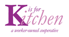 K is for Kitchen  logo