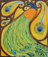 Paisley's Peacock - Johnny Carino's Riverside 8-13-12