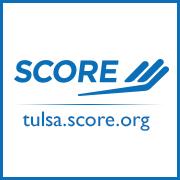 Tulsa SCORE logo