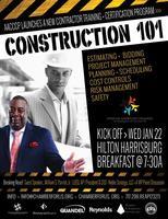 AACCCP Presents: Construction 101 Kick-Off