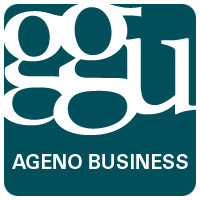 Golden Gate University, Ageno School of Business logo