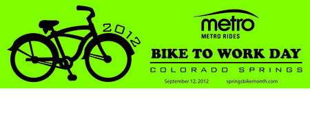 Metro Rides Bike to Work Day