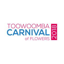 Toowoomba Carnival of Flowers  logo