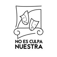 No Es Culpa Nuestra logo