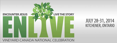 EnLive - Vineyard Canada National Celebration, 2014