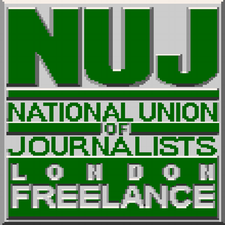 NUJ London Freelance Branch  logo