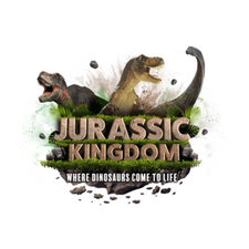 Jurassic Kingdom Sheffield logo