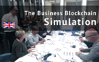 The Business Blockchain Simulation in London (a...