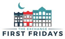 First Fridays in the Exchange Inc. logo