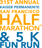 Volunteer Kaiser Permanente San Francisco Half...