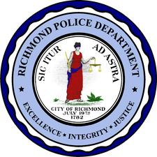 Richmond Police Department  logo