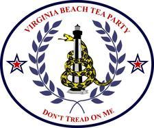 Virginia Beach Tea Party logo