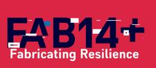 FAB14+ : FABRICATING RESILIENCE  11-22 July 2018 logo