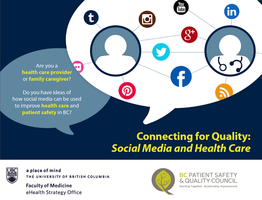 Connecting for Quality: Social Media and Health Care