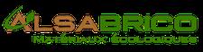 Alsabrico, matériaux écologiques logo