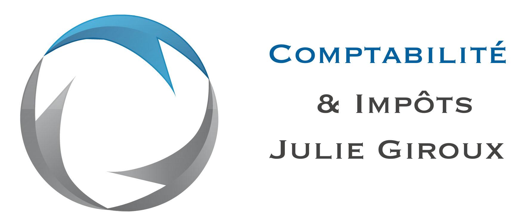 Comptabilité et Impôts Julie Giroux logo