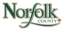 Norfolk County Tourism & Economic Development logo