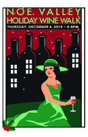 Noe Valley Holiday Wine Walk 2014
