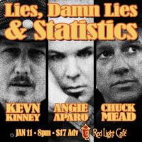 Lies, Damn Lies Statistics: Kevn Kinney, Angie Aparo &...