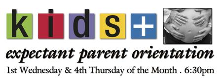 Expectant Parent Orientation - Squirrel Hill Office