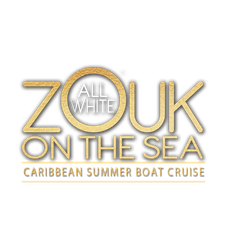 All White Zouk On The Sea  logo