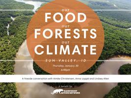 Our Food, Our Forests, Our Climate: A Benefit for...