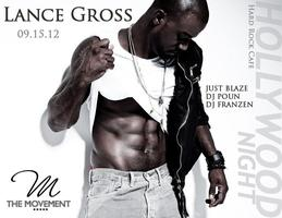 Hollywood Night hosted by Lance Gross          OFFICIAL...