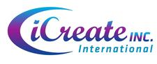 iCreate Inc. International logo