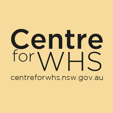 Centre for Work Health and Safety logo