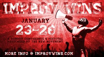 Improv Wins Conference: Basic Registration