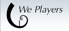 We Players and the National Park Service logo