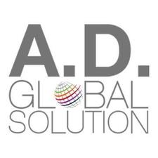 A.D. Global Solution  logo