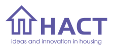 HACT - ideas and innovation in housing logo