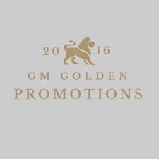Gm golden promotions  logo