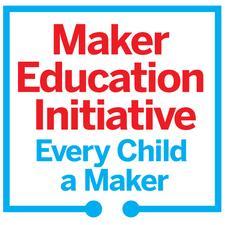 Maker Education Initiative logo