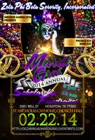 2014 Annual Scholarship Mardi Gras Party