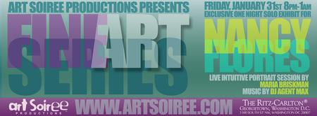 Official Launch - Art Soiree Winter Fine Art Series...