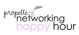 Propelle January Networking Happy Hour.