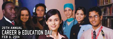 Career & Education Day  hosted by Houston Hispanic...